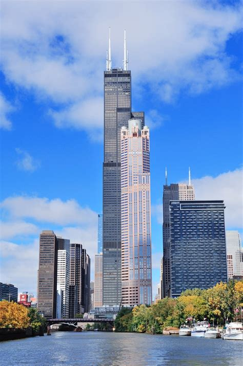 willis tower chicago are you at greater risk of getting hit by lightning if you