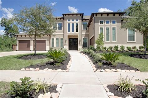 gorgeous stucco san sebastian plan by newmark homes view