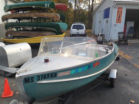 feather craft aluminum boat for sale feather craft 1958 for sale for 5 800 boats from usa