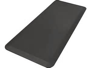 premium anti fatigue mat black 20x48 notsitting