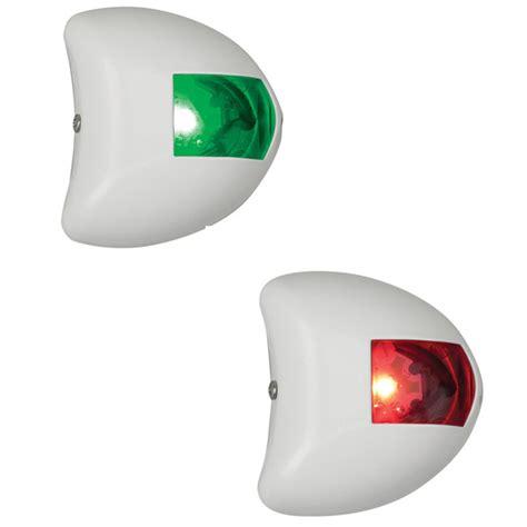perko led navigation lights perko stealth series side mount led navigation lights