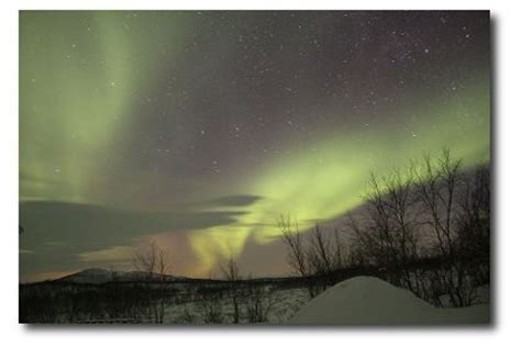 finland in december northern lights yllas finland seeing the northern lights
