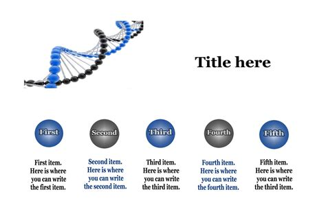 what is a template in dna dna template personal assistant