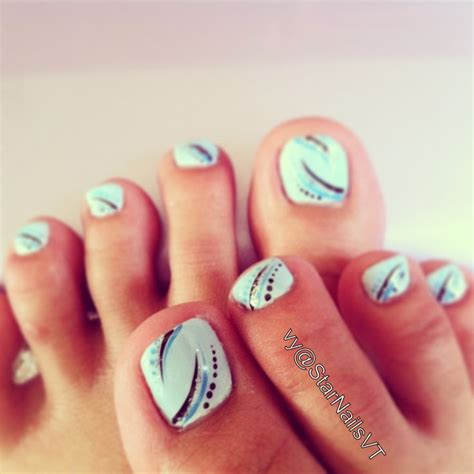 25 best ideas about toe nail designs on