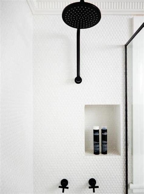 Black In The Shower by Dusche Renovieren Armatur Austauschen Und Andere