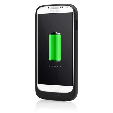 Battery Samsung Galaxy S4 samsung galaxy s4 gets 3100 mah battery cover accessory