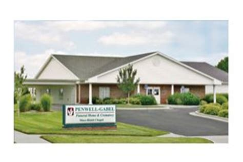 penwell gabel funeral home crematory junction city