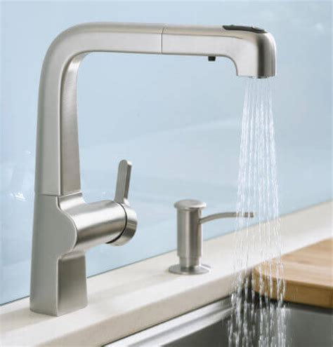 kitchen pull out faucets choices to consider when choosing a faucet homejelly