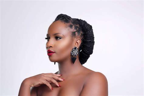 dreading hair style in kenya stunning blogger silvia njoki reps kenya at the cannes