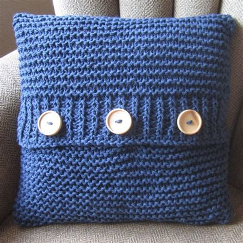 easy knit cushion cover pattern knit pattern pdf knit pillow cover pattern simple