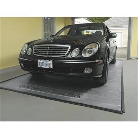 roll out garage floor mats garage floor tiles containment
