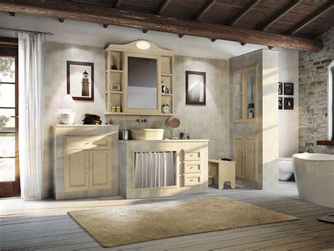 della arredamenti mobili bagno country lo stile della natura arredo bagno