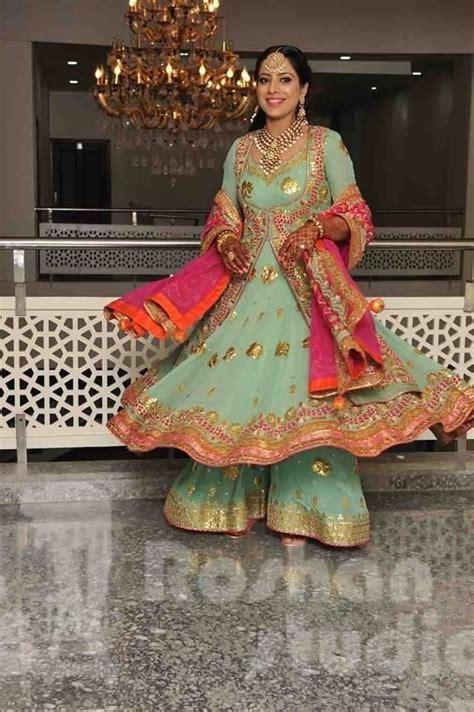 gota patti anarkali   Things to Wear   Punjabi salwar