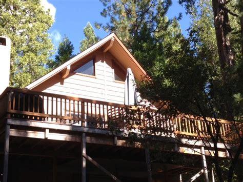 Hearthstone Cabin Rentals by Enjoy Hearthstone Chalet Where Mi Wuk Vrbo