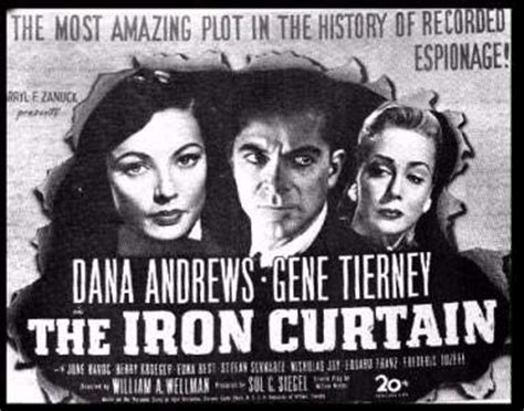 the iron curtain movie dana andrews at reel classics page 2
