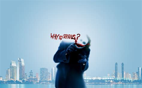 why so serious hd wallpaper why so serious hd wallpaper