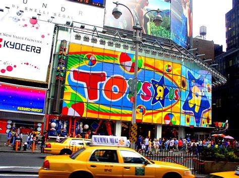 toys r us art toys r us times square photograph by cleaster cotton