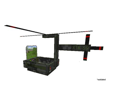 Papercraft Helicopter - papercraft helicopter thx