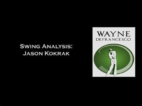 jason kokrak golf swing jason kokrak golf swing analysis youtube