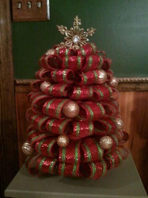 christmas tree mesh netting deco mesh tree deco mesh tree all things for the home