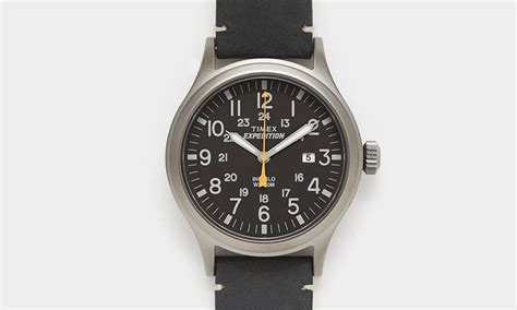 Tech Office Pictures by Timex Expedition Scout Watch Cool Material