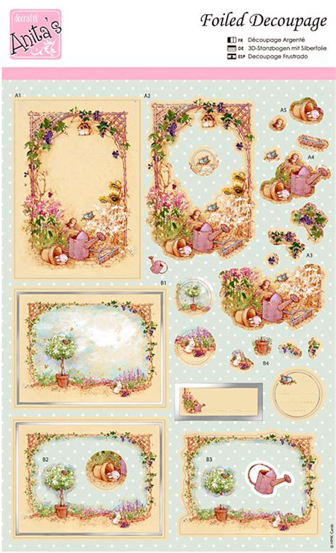 Die Cut Decoupage - s everyday die cut decoupage die cut toppers