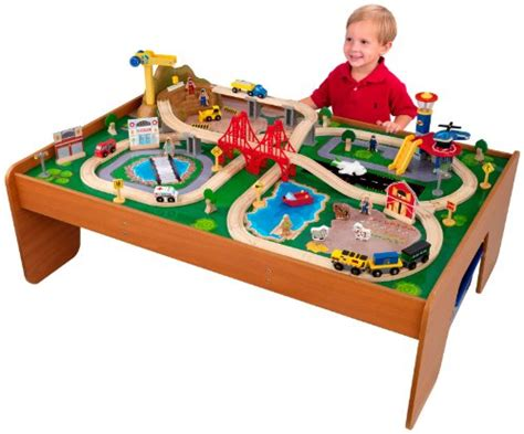 train table with drawers kids train table with drawers