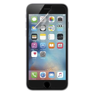 screenforce 174 invisiglass screen protector for iphone 6 and iphone 6s
