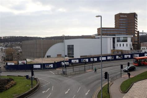 art design jobs west yorkshire university unveils new design for building on prime