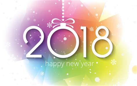 creative happy new year 2018 herunterladen hintergrundbild frohes neues jahr 2018
