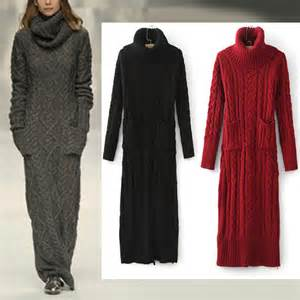 popular cable knit sweater dress buy cheap cable knit