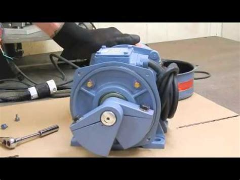Electric Motor Weights by How To Adjust The Weights On Rotary Electric Motors