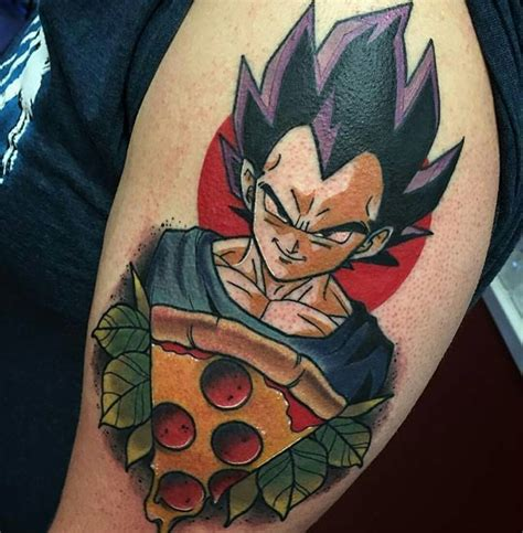 anime tattoo 52 best anime tattoos