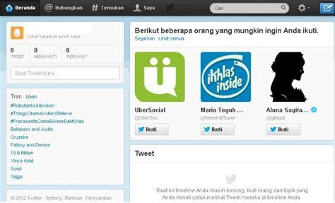 membuat alamat twitter baru cara membuat twitter daftar twitter baru detiksoloweb