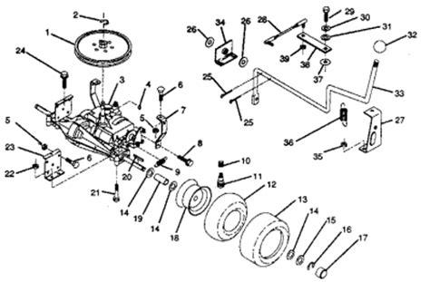 craftsman lt 1000 parts | craftsman lt1000