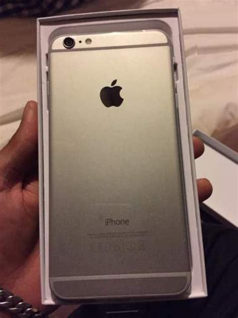 iphone 6 plus 16gb noir blanc unlocked tout neuf iphone 6 plus acheter ou vendre annonces
