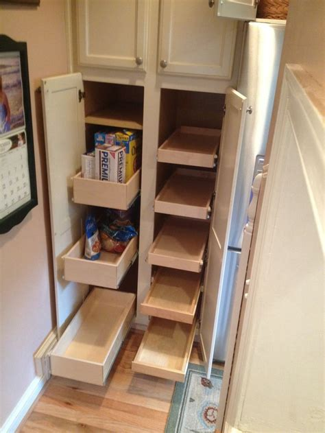 Narrow Pantry Shelving by Pin By Leeann Breedlove Vaughn On Kitchen