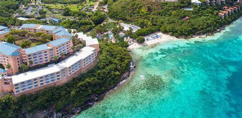 st bay resort sugar bay resort and spa official hotel website