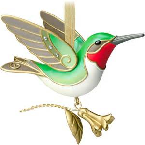 hallmark beauty of birds ornament series