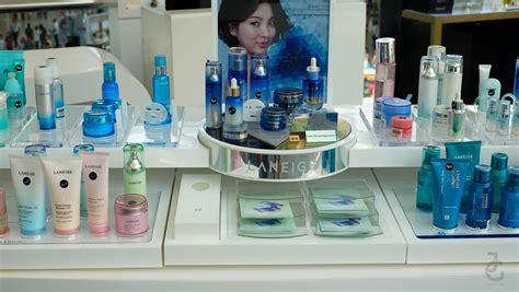 Laneige Counter store spotlight laneige sm mall of asia