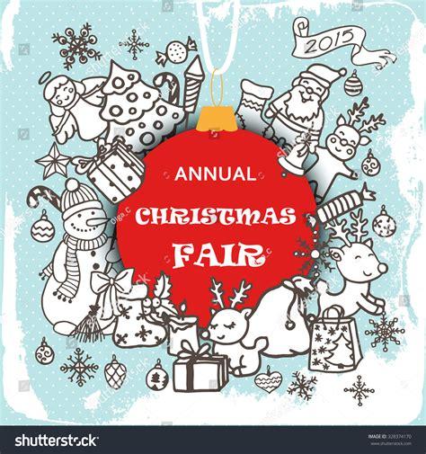 doodle calendar invite fair invitation card doodle and new year