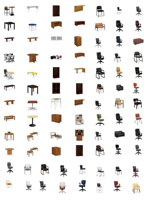 Office Supplies Names Office Furniture