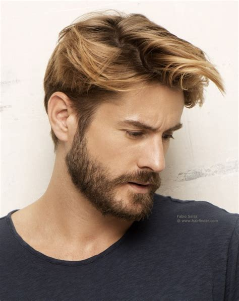 haircuts with beards 2015 mens hairstyles with full beards hd handsome look for men