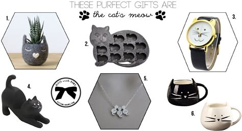 10 Gifts 20 For The Cat Lover by Gift Guide The Cat Lover Gifts With Bows