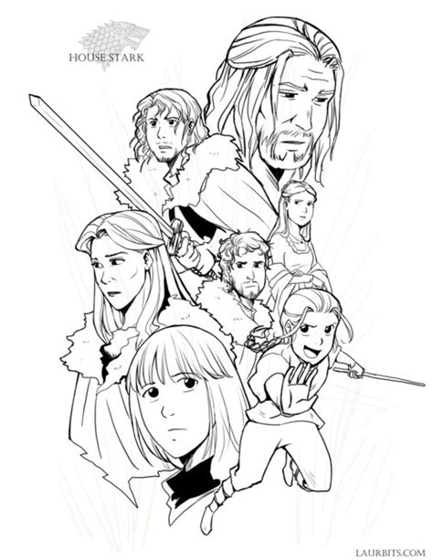 thrones sigils coloring pages of thrones house sigil coloring pages coloring pages