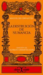 libro la numancia la destruici 211 n de numancia cervantes miguel de sinopsis del libro rese 241 as criticas