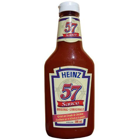 heinz 57 174 steak sauce secret recipes