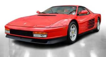 this testarossa with 172 is looking for a