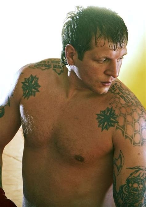 tattoos mixed martial arts fighter alexander emelianenko