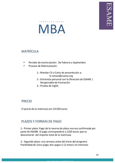 Una Mba Healthcare Management by Mba Pharma Biotech Barcelona